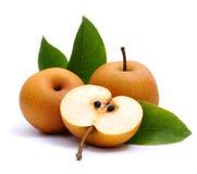 Asian Nashi Pears Stock Photography