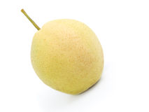 Asian nashi pears. Royalty Free Stock Image