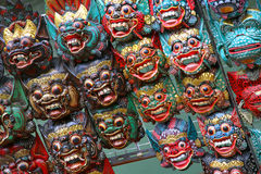 Asian national mask Stock Photo