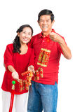 Asian New Year Stock Photography