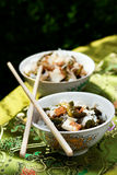 Asian noodle Stock Photo