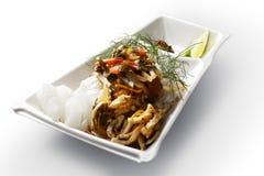 Asian noodle salad ashlanphu Royalty Free Stock Image