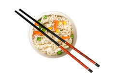 Free Asian Noodle Soup Royalty Free Stock Photography - 17146077