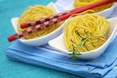 Asian noodles Royalty Free Stock Photo