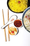 Asian noodles Royalty Free Stock Image