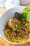 Asian Noodles Stock Image