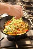 Asian Noodles Royalty Free Stock Photos