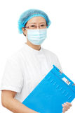 Asian nurse Stock Photos