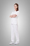 Asian nurse Royalty Free Stock Photos