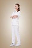 Asian nurse Stock Images