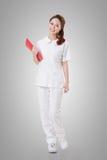 Asian nurse Stock Photography