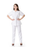 Asian nurse Stock Image