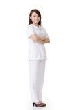 Asian nurse Royalty Free Stock Image