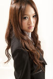 Asian office lady Stock Photos