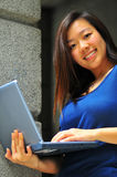 Asian Office Lady 2 Stock Photos