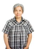Asian old woman Stock Photos