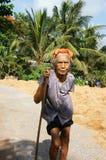 Asian old woman,Vietnamese senior Stock Photography