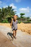 Asian old woman,Vietnamese senior Stock Images