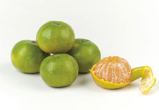 Asian oranges  Stock Images