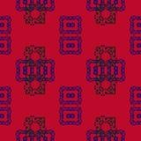 Asian, oriental feel. Seamless pattern, abstract colorful background, texture. seamless pattern, abstract colorful background, texture royalty free illustration