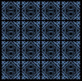 Asian ornaments collection. Historically ornamental of nomadic people. It based on real-Kazakh carpets of felt and wool. Seamless asian ornaments collection Royalty Free Stock Photography