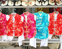 Asian outfits Stock Images