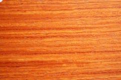 Asian padauk wood. Close up of a asian padauk wood material sample, architecture Royalty Free Stock Photography