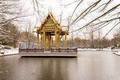 Asian Pagoda Stock Photography