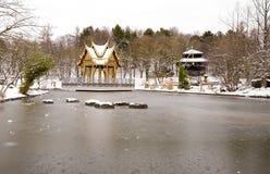 Asian Pagoda Stock Images