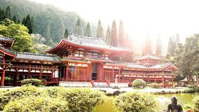 Asian palace Royalty Free Stock Photography