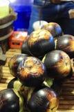Asian palmyra palm fruit Stock Image