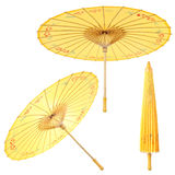 Asian paper umbrella Royalty Free Stock Image