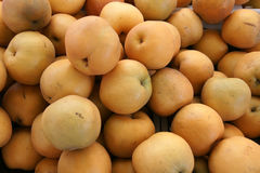 Asian pear, Chinese pear Royalty Free Stock Photography