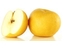 Asian pear Royalty Free Stock Photos