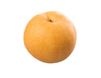 Asian Pear or Nashi Pear Fruit II Royalty Free Stock Photography