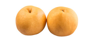 Asian Pear or Nashi Pear Fruit VII Stock Images