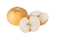 Asian pear Royalty Free Stock Photo