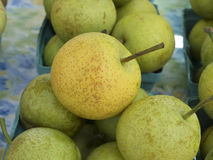 Asian Pears Royalty Free Stock Images
