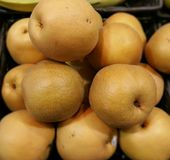 Asian Pears Royalty Free Stock Photo