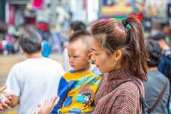 Asian People Hong Kong Royalty Free Stock Images