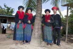 Asian people Laos, ethnic group Yao Stock Image