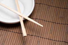 Asian Place Setting Stock Photo