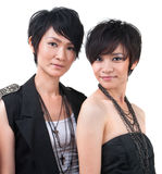 Asian pop star Royalty Free Stock Photography
