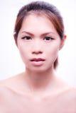 Asian portrait 1 Stock Photo