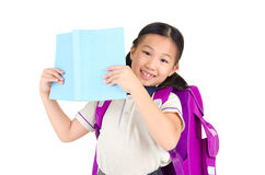 Asian primary student Stock Images