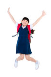 Asian primary student Royalty Free Stock Photography