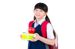 Asian primary student Stock Photos