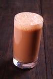 Asian pulled milk tea Royalty Free Stock Photos