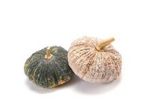 asian pumpkin on white background Stock Photo
