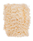 Asian ramen instant noodles Royalty Free Stock Photo